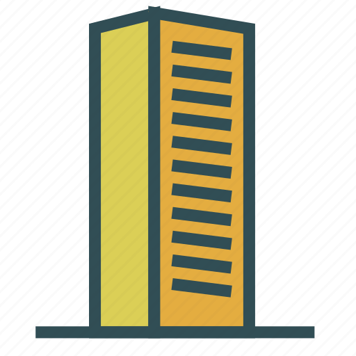 apartment, building, construction, storey icon