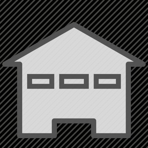 building, home, house, villa icon