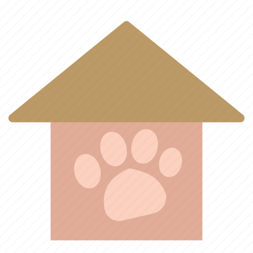 dog, home, house, pet icon