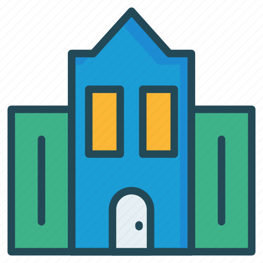 Apartment, home, hostel icon - Download on Iconfinder
