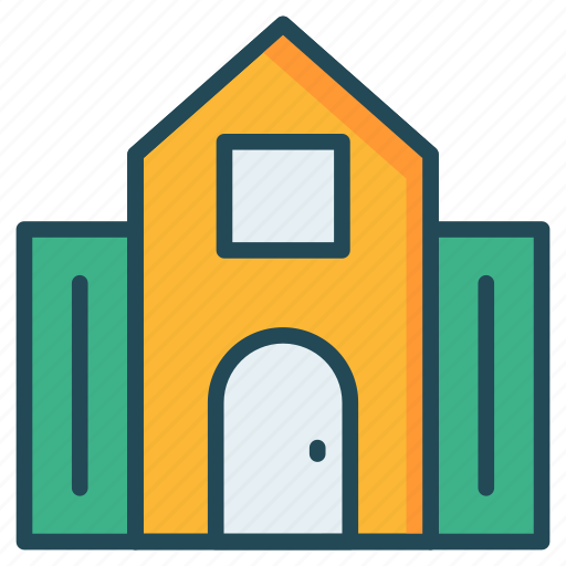 Apartment, building, hostel icon - Download on Iconfinder