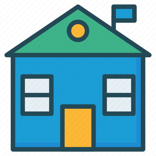 Building, home, property icon - Download on Iconfinder