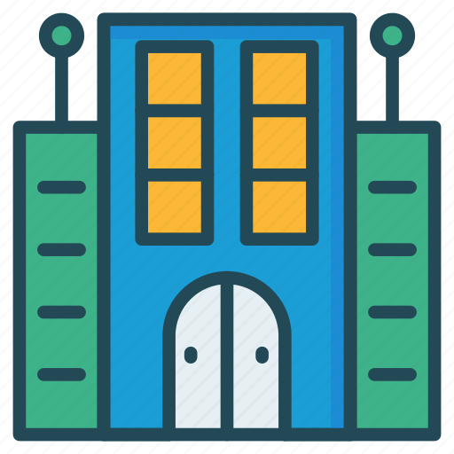 Apartment, building, house icon - Download on Iconfinder