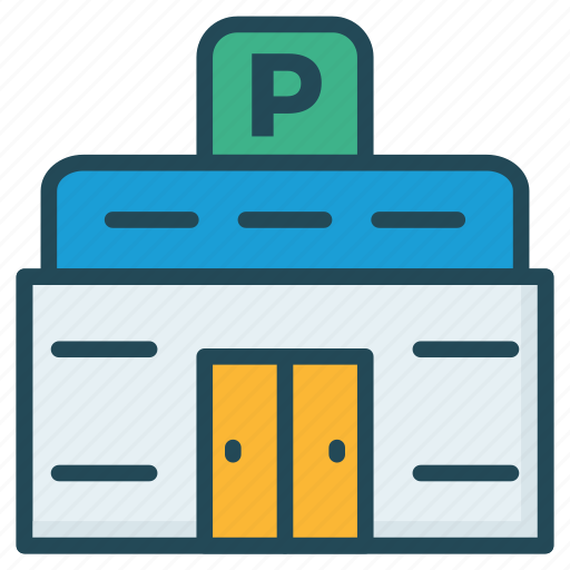 Building, mall, property icon - Download on Iconfinder