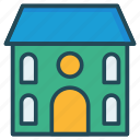 apartment, house, property