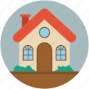 cabin, cottage, home, house, hut, shack, villa icon