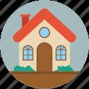 villa, house, hut, shack, cottage, home, cabin