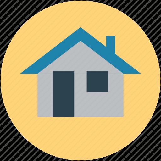 home, hut, real estate, shack, villa icon