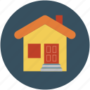 home, house, hut, traditional home, village home icon
