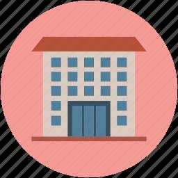 building, house, old public house, public house, public house building, public rest house icon