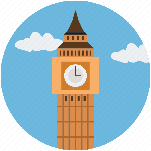 big ben, big ben in london, clock tower, london, palace westminster icon