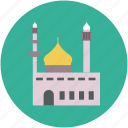 building, mosque, religious, islamic building