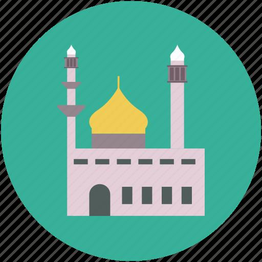 building, islamic building, mosque, religious icon