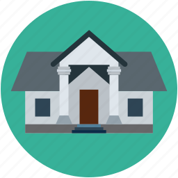 building, historical building, historical place, museum, old building icon