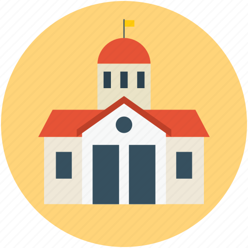 building, religious building, tabernacle, temple icon