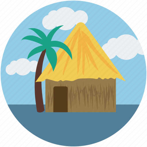 home, house, rural home, village house, village hut icon