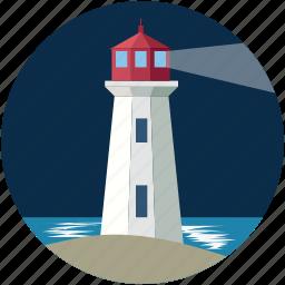 beacon, lighthouse, smeaton, smeaton tower, tower icon