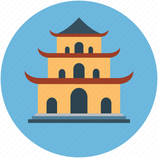 building, house of worship, pagoda, place of worship, shrine, synagogue icon