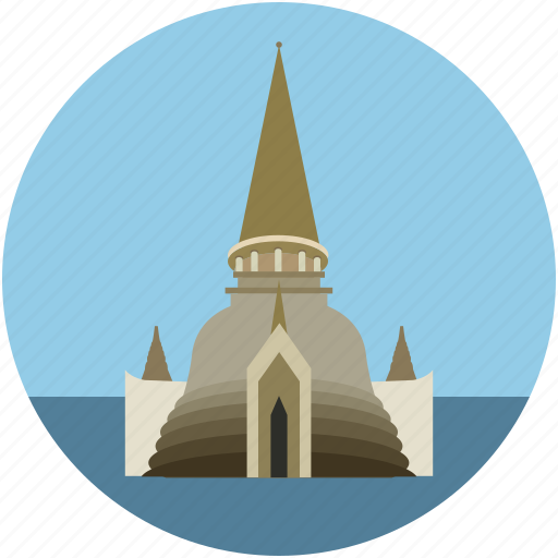 building, historic, landmark, memorial, monument icon