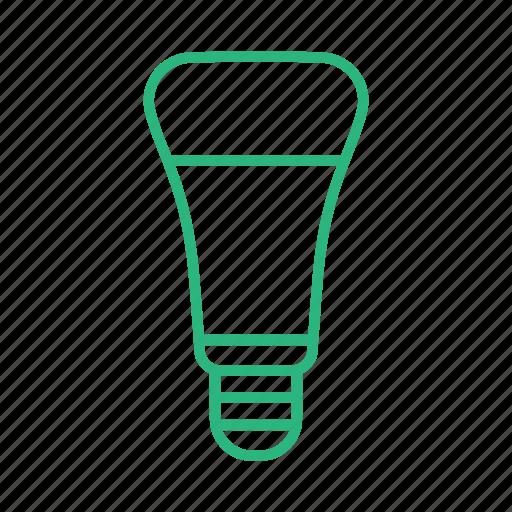 bulb, energy, idea, lamp, light, light bulb, lightning icon