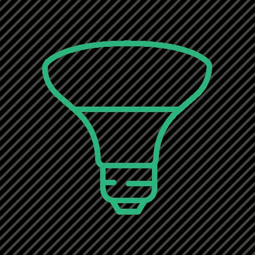 bulb, energy, lamp, light, light bulb, lightbulb, lightning icon