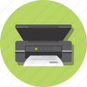copier, copy, document, office, print, printer, scanner icon