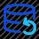 database, server, storage, reload, update