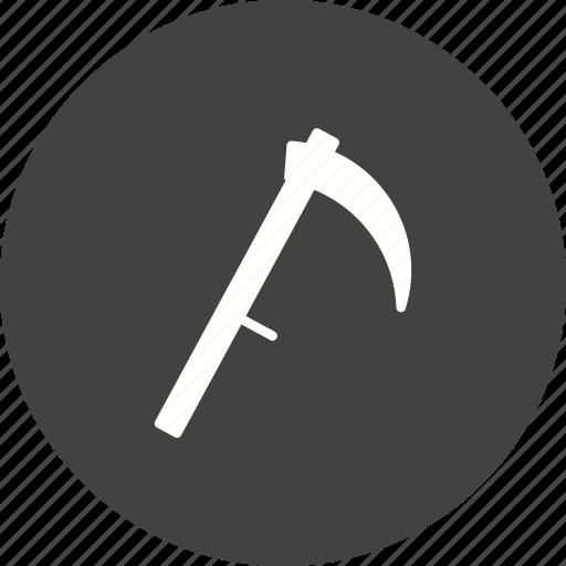 digging, equipment, graveyard, hand, shovel, stick, tool icon