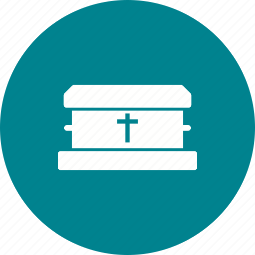 box, burial, coffin, dead, funeral, wood, wooden icon