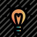 bulb, creative, idea, innovation, lamp, light, solution