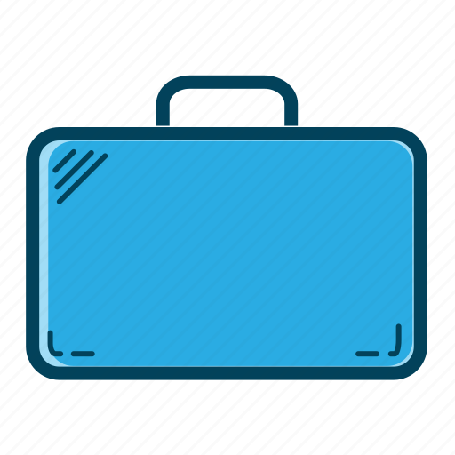 bag, briefcase, business, business briefcase, cash, finance, office icon