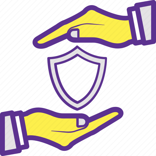 Defense, protection, safety, security, shelter icon - Download on Iconfinder