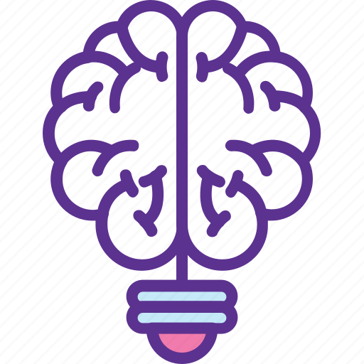 Brain questions, brainstorming, innovation, mental genius, solution icon - Download on Iconfinder