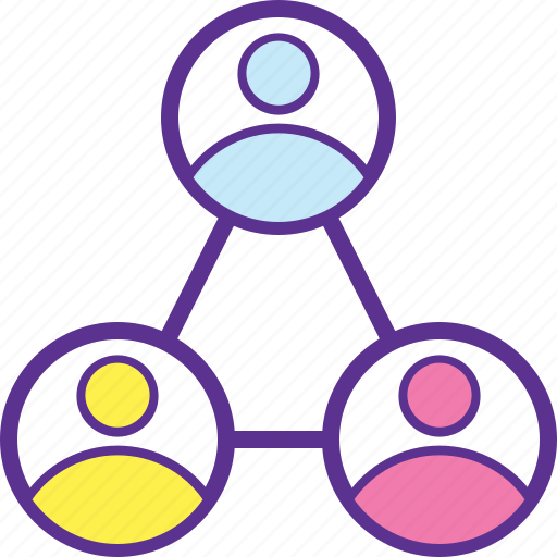 Employees, lower position, subordination, subservience, working team icon - Download on Iconfinder