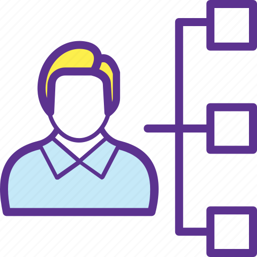 Leadership, project team, supervisor, team lead, team management icon - Download on Iconfinder