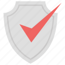 accepted, antivirus symbol, checkmark security, protection, verified security