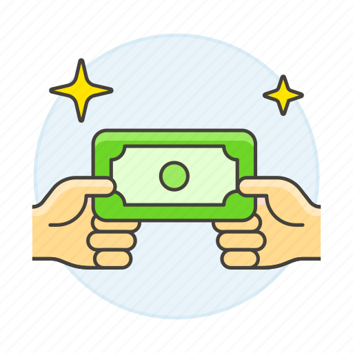 3, business, cash, contracts, currency, deals, exchange, money, payment, receive, transfer icon