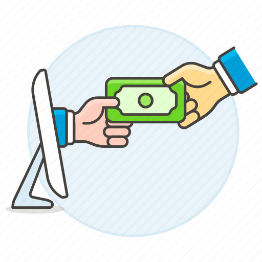 1, business, commerce, contracts, currency, deals, money, online, payment, purchase, send icon