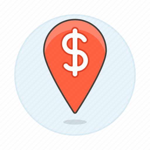 atm, bank, business, cooperative, local, map, money, pin icon