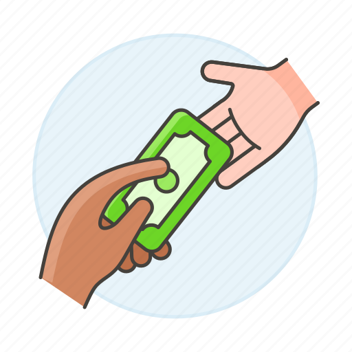 3, business, cash, contracts, deals, deposit, money, payment, purchase, receive icon