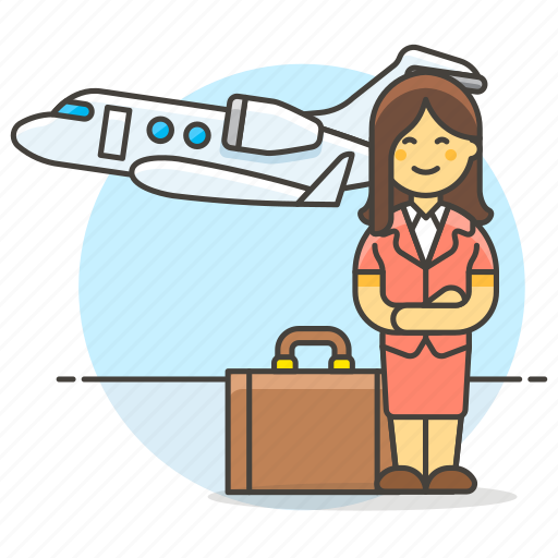 2, business, flight, foreign, investment, meetings, migration, seminar, travel, trip, woman icon