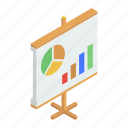 bar chart, business analytics, business growth, business presentation, graphical presentation, growth chart icon