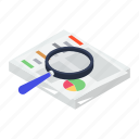 case analysis, case study, data explore, file review, support case icon