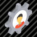 human assets, human resource, manpower, staff resource, stagg management, workforce management icon