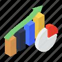 assumption, business growth, data analytics, data prediction, forecast, growth chart, statistical analysis