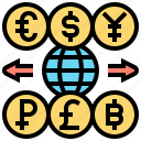 currency, economy, exchange, foreign, trade