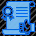 certificate, like, guarantee, business