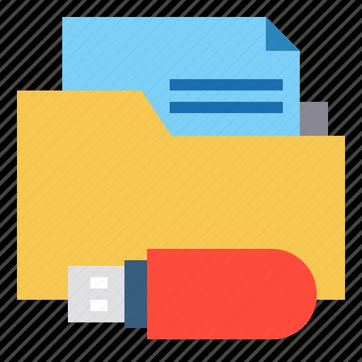 Folder, file, data, storge icon - Download on Iconfinder