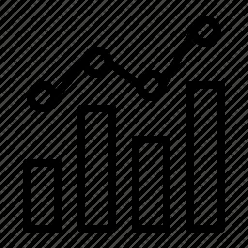 Business, bar, chart, graph, statistics, money icon - Download on Iconfinder