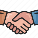 shake, hand, agreement, partnership, handshake, deal, business
